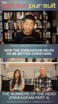 How can the enneagram help us be better #Christians?  Ryan Lui joined us to help us find out! Every number represents an aspect of God and every person is someone we can learn from. Ryan shares how we can use the #Enneagram to find out more about ourselves and to equip us with the right fitting #armor. David knew he couldn't use Saul's armor, he had to fight with what he was given.   We too have to stay true to ourselves in order to truly be the best us we can be.