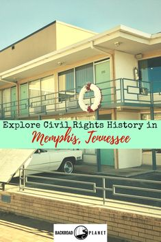 Explore Civil Rights History in Memphis, Tennessee, USA National Civil Rights Museum, Road Trip Usa, Usa Roadtrip, Traveling Teacher, Underground Railroad, Travel Guides, Travel Tips, Memphis Tennessee, United States Travel