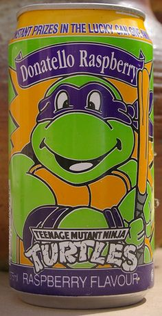 1990 was a good year for canned beverages