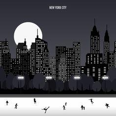 NEW YORK - CENTRAL PARK NIGHT 2 » Leo Romeu