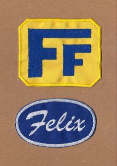 Fix-It Felix Jr Patch Set - Wreck-It Ralph