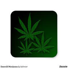 Emerald Marijuana Sq