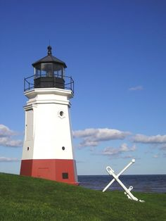 Vermilion Lighthouse - Ohio -Deb Coverdale