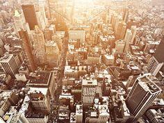 New York Views by SOMATUSCANI on @creativemarket