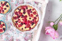 Mamman marjapiiras – Hellapoliisi Joko, Pepperoni, Pancakes, Food And Drink, Pizza, Sugar, Baking, Breakfast, Sweet