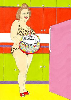 Image detail for -Humor Chic: Humor Chic is 1 year old - Suzy Menkes, Happy Birthday ...