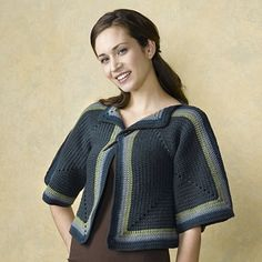 Leoni Cardigan  by ChickenBetty
