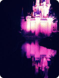 castle at the magic kingdom #disneyworld