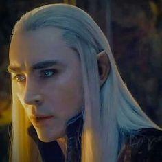 Lee Pace ( Thranduil ) The Hobbit