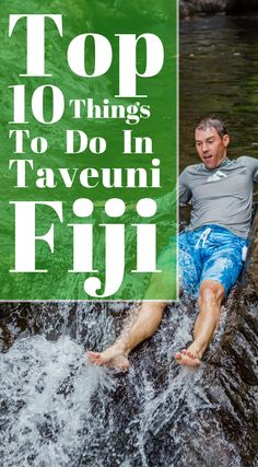 Top 10 things to do in Taveuni Fiji.  With such diverse nature and a great shoreline, Taveuni has a great many options for wildlife lovers as well as water sports enthusiasts. Diving and snorkeling are two of the most popular activities around the island, for amateurs and professionals alike, but they aren't the only attractions to be enjoyed in the Garden Island of Fiji. Click to read Guide to Taveuni – Fiji's Garden Island #Fiji #Taveuni #TravelGuide