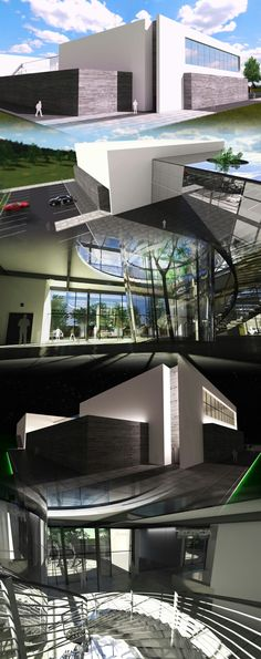 Concept sport center/hall