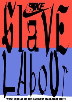 Typo — Hardcore — Graphic poster