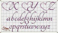 Monograma Coração