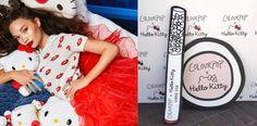 Dank ColourPop können wir uns jetzt im Hello Kitty Style schminken!