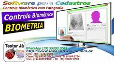 Software para Igrejas com biometria e foto