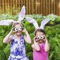 Colorez votre fin de semaine pascale avec les enfants grâce à ces idées de bricolage, activités manuelles, cuisine et jeux à faire avec les kids...