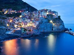 Manarola is one of the oldest towns in the Cinque Terre, and arguably one of the most beautiful. It