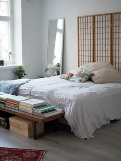 Bedroom | Anna Stolzmann's home | Photo: Pupulandia