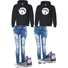 Best friend outfits | Matching outfits with your best friend - Polyvore