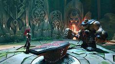 Detalles y capturas de Darksiders III