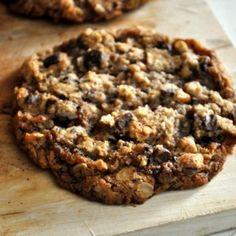 Vegan Cowboy Cookies
