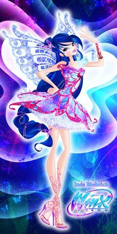 Musa Butterflix Fairy Couture - Winx Club by InesWinxEditions.deviantart.com on @DeviantArt