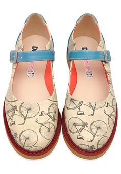 Bicycle - Lucy Women's Shoes - Dogo Store