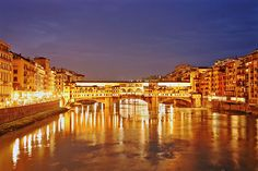 Visited there several years ago--Loved the catheral bells of Florence. Ponte Vecchio over the Arno River- Florence, Italy Places Around The World, The Places Youll Go, Places Ive Been, Places To Visit, Around The Worlds, Renaissance, Florence Italy, Visit Florence, Places