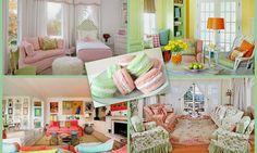 Macaron Tadında Evler :)