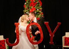 Katy Weaver Photography ~ Christmas Wedding