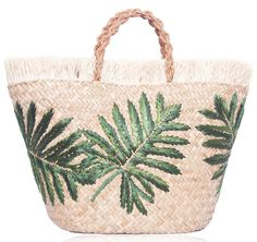 10 beach bags for summer basket Aranaz Straw Handbags, Purses And Handbags, Sac D'art, Color Type, Sacs Design, Latest Bags, Art Bag, Straw Tote, Craft Bags