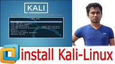 How To Install Kali Linux on vmware workstation,How To Install Kali Linu...