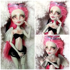 Monster high OOAK repaint
