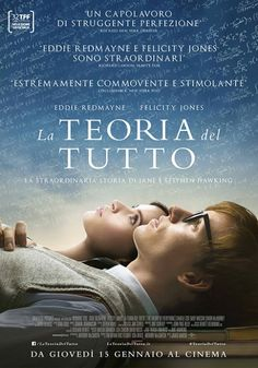 """La Teoria del Tutto"" Regia: James Marsh Anno: 2014 Cast: Eddie Redmayne, Felicity Jones"
