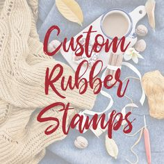 This is just the cover image for the Custom Rubber Stamps board. Custom Tote Bags, Custom Luggage Tags, Custom Cell Phone Case, Phone Cases, Custom Rubber Stamps, All Things New, Graduation Announcements, Custom Wrapping Paper, Unicorn Birthday Parties