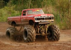 Mud on the tires!!!