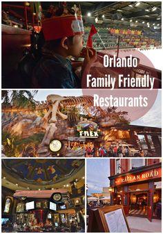 Life With 4 Boys: Family Friendly Orlando Restaurants - Our Top Picks #FamilyTravel #FLBlogTrip