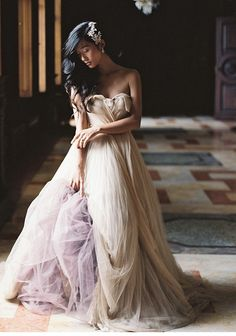 Enchanted Atelier by Liv Hart Bridal Headpieces and Accessoires, gowns: Samuelle Couture,  photo: Laura Gordon