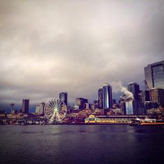 """6,852 Me gusta, 22 comentarios - Seattle (@seattle.city) en Instagram: """"Seattle has two downtown cruise terminals and is a major departure port for Alaska and Pacific…"""" Seattle City, Alaska, New York Skyline, Cruise, Washington, Travel, Instagram, I Like You, Viajes"""