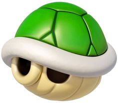 View an image titled 'Green Shell Art' in our Mario Kart 8 art gallery featuring official character designs, concept art, and promo pictures. Super Mario Birthday, New Super Mario Bros, Super Mario Party, Super Mario Brothers, Super Smash Bros, Mario Kart 8, Mario Bros., Mario And Luigi, Diddy Kong