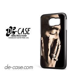 Tupac Poems Thouts Fingers DEAL-11432 Samsung Phonecase Cover For Samsung Galaxy S6 / S6 Edge / S6 Edge Plus