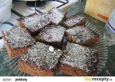 Rychlá kakaová buchta recept - TopRecepty.cz