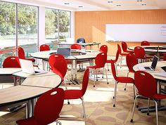 High Quality Classroom Furniture   School Furniture   Information Commons    Collaborative Learning   Paragon Furniture