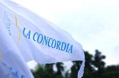 flameante Concordia!
