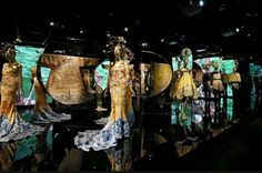 MET Costume Exhibition - John Galliano - Through the Looking Glass