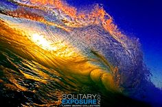 Liquid Fire and Ice; The Larry Beard Collection; SolitaryExposure.com