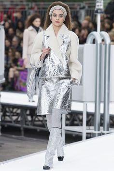 Chanel Autumn/Winter 2017 Ready to Wear Collection   British Vogue