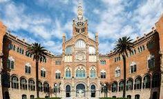 Hospital de Sant Pau i de la Santa Creu. Barcelona. Fotografia Robert Ramos