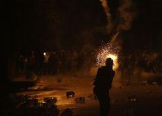 İstanbulda çok sayıda eylemci gözaltında -