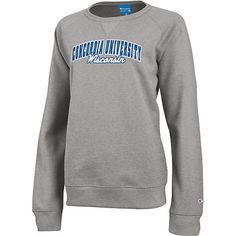 Concordia University Wisconsin Women's Crewneck Sweatshirt CLEARANCE $19.99
